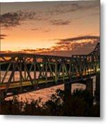 Bridge 8 Metal Print