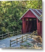 Bridge Across Time Metal Print