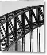 Bridge Climb 1 Metal Print