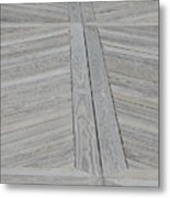 Bridge Floor Metal Print
