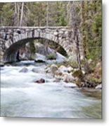 Bridge N Creek Metal Print