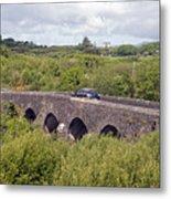 Caragh Bridge Near Killorglin Metal Print