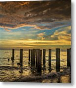 Bridge Of The Past Metal Print