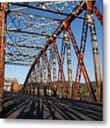 Bridge Of Treto, Colindres Metal Print