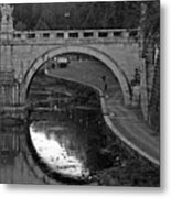 Bridge Over The Tiber Metal Print