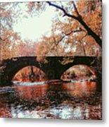 Bridge Over Yellow Breeches Creek Metal Print