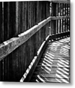 Bridge To Everywhere Metal Print