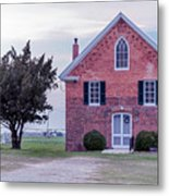 Bridgetown Historical United Methodist Church Metal Print