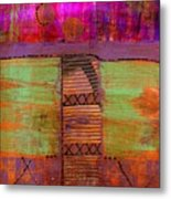 Bridging The Gap II Metal Print