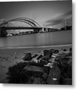 Brienenoordbrug 2 Metal Print