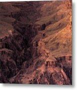 Bright Angel Canyon Grand Canyon National Park Metal Print