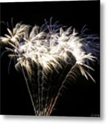 Bright Lights Metal Print