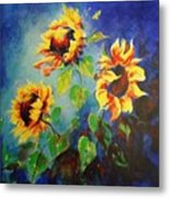 Brighten My Day Metal Print
