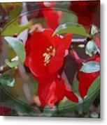 Brighter Than Spring Metal Print