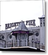 Brighton Project 75 Metal Print