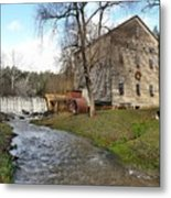 Brightwell's Mill 3 Metal Print