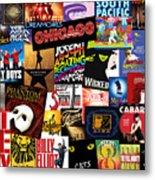 Broadway 3 Metal Print