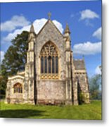 Brockenhurst - Hampshire - Uk Metal Print