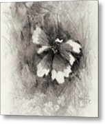Broken Blossom Metal Print