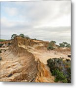 Broken Hill At Sunset Metal Print