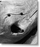 Broken Smiles Metal Print