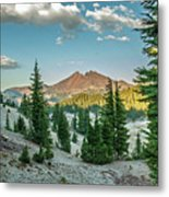Broken Top, Oregon Metal Print