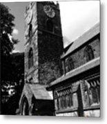 Bronty Church Metal Print