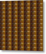 Bronze Copper Texture Pattern From A Egyptian Statue At New York Museum Usa Photography By Navinjosh Metal Print