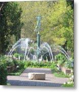Brookgreen Gardens 3 Metal Print