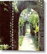 Brookgreen Gardens Metal Print