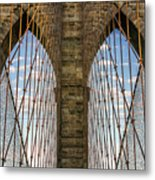 Brooklyn Dreams Metal Print