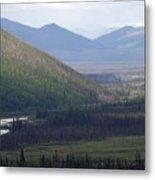 Brooks Range, Alaska Metal Print