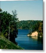 Brookville Lake Brookville Indiana Metal Print