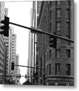 Brown Palace Metal Print