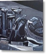Bruce Mclaren Canam Metal Print