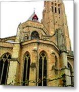 Bruges 15 Metal Print