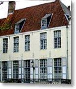 Bruges 19 Metal Print