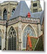 Bruges 26 Metal Print