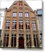 Bruges 34 Metal Print