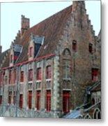 Bruges 5 Metal Print