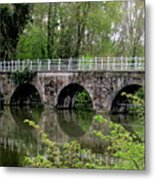 Bruges Bridge 2 Metal Print