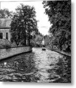 Bruges Bw2 Metal Print