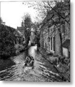Bruges Bw4 Metal Print