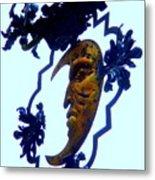Bruges Detail 8 Metal Print