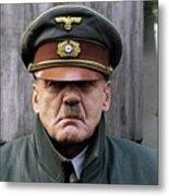 Bruno Ganz As Adolf Hitler Publicity Photo Number One Downfall 2004 Frame Added 2016 Metal Print