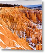 Bryce At Sunrise Metal Print