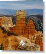 Bryce Canyon Series #5 Metal Print