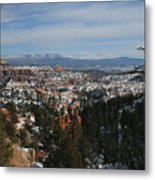 Bryce Canyon 2 Metal Print