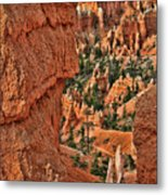 Bryce Canyon 21 - Sunrise Point Metal Print