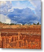 Bryce Canyon 27 - Sunset Point Metal Print